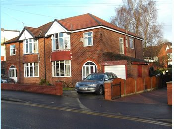 EasyRoommate UK - Single Room Available North Manchester - Prestwich, Manchester - £300 pcm