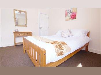 EasyRoommate UK - STAPENHILL Rooms Burton on Trent - High Standard - Stanton, Burton-on-Trent - £368 pcm