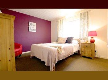 EasyRoommate UK - Ref : KR BURTON SUPERB ROOMS Refurbished - Burton upon Trent, Burton-on-Trent - £368 pcm