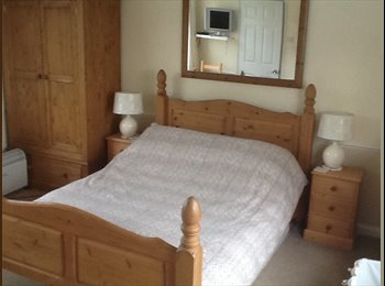 Large Ensuite room to let