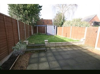 EasyRoommate UK - spacious room in quiet area - Norwich, Norwich and South Norfolk - £390 pcm
