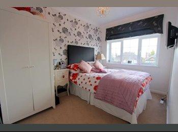 EasyRoommate UK - Lovely furnish room with ensuite - Wallington, London - £500 pcm