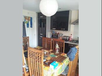EasyRoommate UK - Double bedroom, in comfortable house - Stoke Gifford, Bristol - £485 pcm