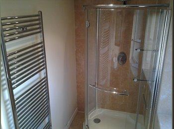 EasyRoommate UK - DOUBLE  BED ROOM EN SUITE - Thelwall, Warrington - £500 pcm