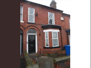 EasyRoommate UK - NEWLY REFURBISHED ONE BEDROOM FLAT TO RENT - Warrington, Warrington - £425 pcm