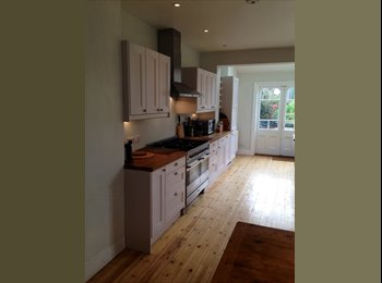 large double room in lovely victorian houseshare