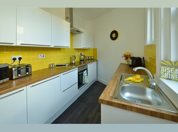 EasyRoommate UK - Best Rooms in Modern Professional House. Must see! - Eastbourne, Eastbourne - £495 pcm