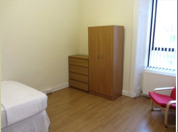 EasyRoommate UK - Fully inclusive rent, easy access 8 mins to c/c. - Glasgow Centre, Glasgow - £400 pcm