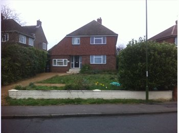 EasyRoommate UK - Large double room - Haywards Heath, Haywards Heath - £95 pcm