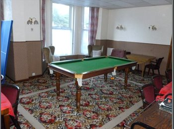 LARGE FURNISHED ROOM W/ EN-SUITE AVAILABLE NOW