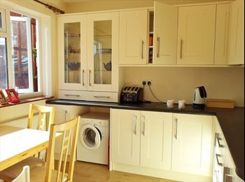 EasyRoommate UK - Spacious En-suite double room avail 1/6 - Couple - Headington, Oxford - £700 pcm