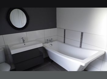 EasyRoommate UK - Luxury Ensuite Fully Furnished Double Bedroom - Heaton, Newcastle upon Tyne - £380 pcm