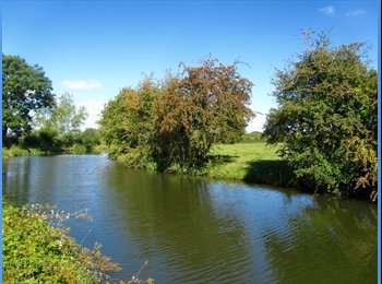 Room in a house by the river and Aylestone Meadows!