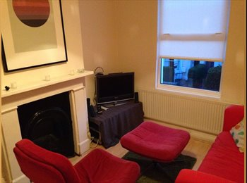 Double room with en-suite, Clapham South