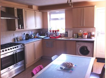EasyRoommate UK - Room available in a friendly, modern house - Loughborough, Loughborough - £325 pcm