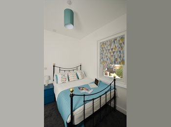 EasyRoommate UK - Beautiful double room in professional house share - Eastbourne, Eastbourne - £450 pcm