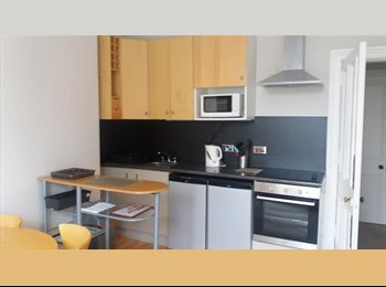EasyRoommate UK - Smart Well Equipped Flat with Patio Garden - Leith, Edinburgh - £550 pcm