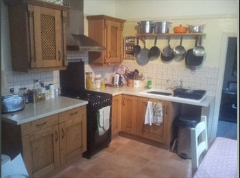 EasyRoommate UK - Partially furnished double room in Southsea - Southsea, Portsmouth - £380 pcm