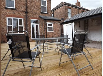 EasyRoommate UK - Luxurious 8 bed house in Egerton Road, Fallowfield - Fallowfield, Manchester - £540 pcm