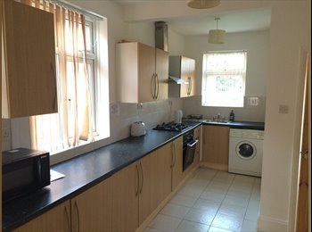 EasyRoommate UK - lovely rooms in peaceful houseshare - Aylestone, Leicester - £300 pcm