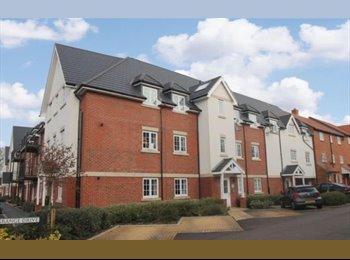EasyRoommate UK - Double Room - Seeking Female Lodger - High Wycombe, High Wycombe - £550 pcm