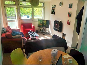 Nice and Cozy room to share in a 2 bedroom flat
