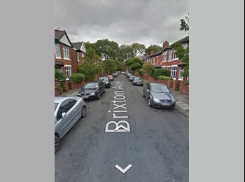 EasyRoommate UK - Sixth housemate required! - Withington, Manchester - £355 pcm