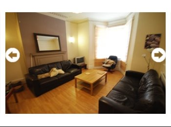 EasyRoommate UK - THREE STUDENT ROOMS, JESMOND - Jesmond, Newcastle upon Tyne - £427 pcm