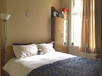 EasyRoommate UK - Spacious double bedroom available in a house share - Stratford, London - £520 pcm