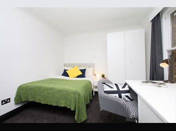 EasyRoommate UK - Self-Contained Studio Flats to Rent-All Inclusive - Greenwich, London - £1,250 pcm
