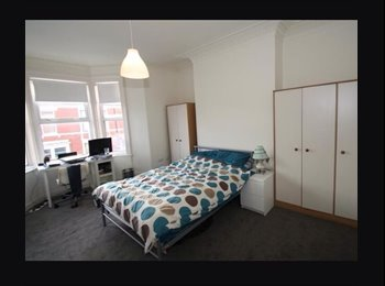 EasyRoommate UK - Large Double room to rent in West Jesmond - Jesmond, Newcastle upon Tyne - £320 pcm
