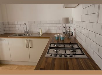 EasyRoommate UK - Newly refurbished 3 bedroom townhouse in Clifton - Clifton, Bristol - £495 pcm