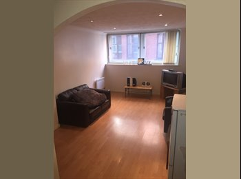 EasyRoommate UK - CITY CENTRE 2 BED APARTMENT - Manchester City Centre, Manchester - £455 pcm