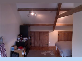 EasyRoommate UK - Eco-House Top Floor for Monday to Friday Let - Easton, Bristol - £500 pcm