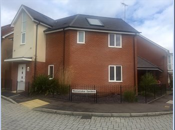 EasyRoommate UK - Superb / Modern House Share - Great Area in MK - Woodhill, Milton Keynes - £600 pcm