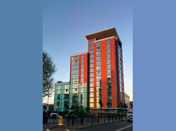 EasyRoommate UK - All Saints Fusion Building - Poplar, London - £560 pcm