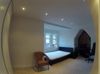 EasyRoommate UK - dbl bedroom w/ensuite PLUS fantastic cinema room - Streatham, London - £750 pcm