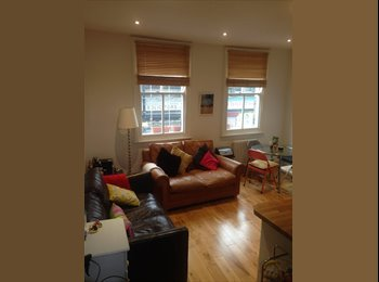 EasyRoommate UK - Huge Room for a Couple in Brixton - Brixton, London - £1,034 pcm