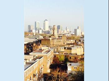 EasyRoommate UK - Great flat in Bethnal Green/ Whitechapel/Aldgate - Whitechapel, London - £823 pcm