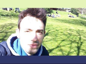 EasyRoommate UK - Matteo  - 27 - Edinburgh