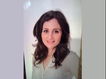 EasyRoommate UK - Christine Tofari - 32 - London