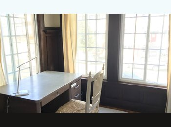 One  furnished   room in a nice house