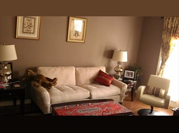 Room for month to month rent.