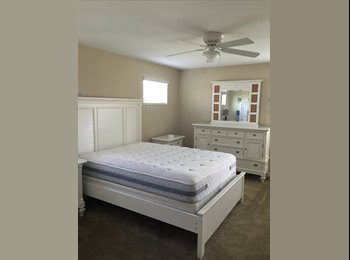 EasyRoommate US - Roomates Wanted For a New House - Orlando - Orange County, Orlando Area - $500 pcm