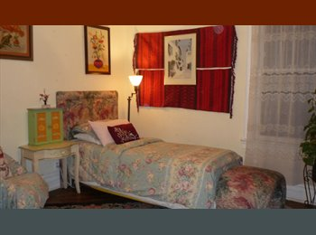 furnished rooms.weekly/monthly/large home/DBLE OK
