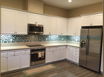 EasyRoommate US - Brand New Townhouse Furnished Room to Rent - Santa Ana, Orange County - $1,200 pcm