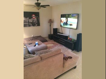 EasyRoommate US - Room for rent(everything included plus cleaning lady) - Davie, Ft Lauderdale Area - $725 pcm