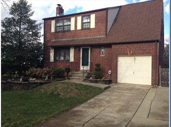 EasyRoommate US - Large, spacious Master Bedroom (w/ Cable & Wi-Fi) - Cherry Hill, South Jersey - $425 pcm