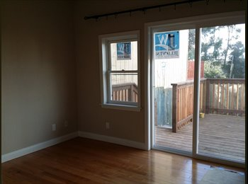 EasyRoommate US - Big Rm Hdwd Flr Big Closet Ocean View near BART - Ingleside, San Francisco - $1,100 pcm