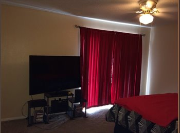 EasyRoommate US - Room avaliable near The Fountains. - Central El Paso, El Paso - $550 pcm